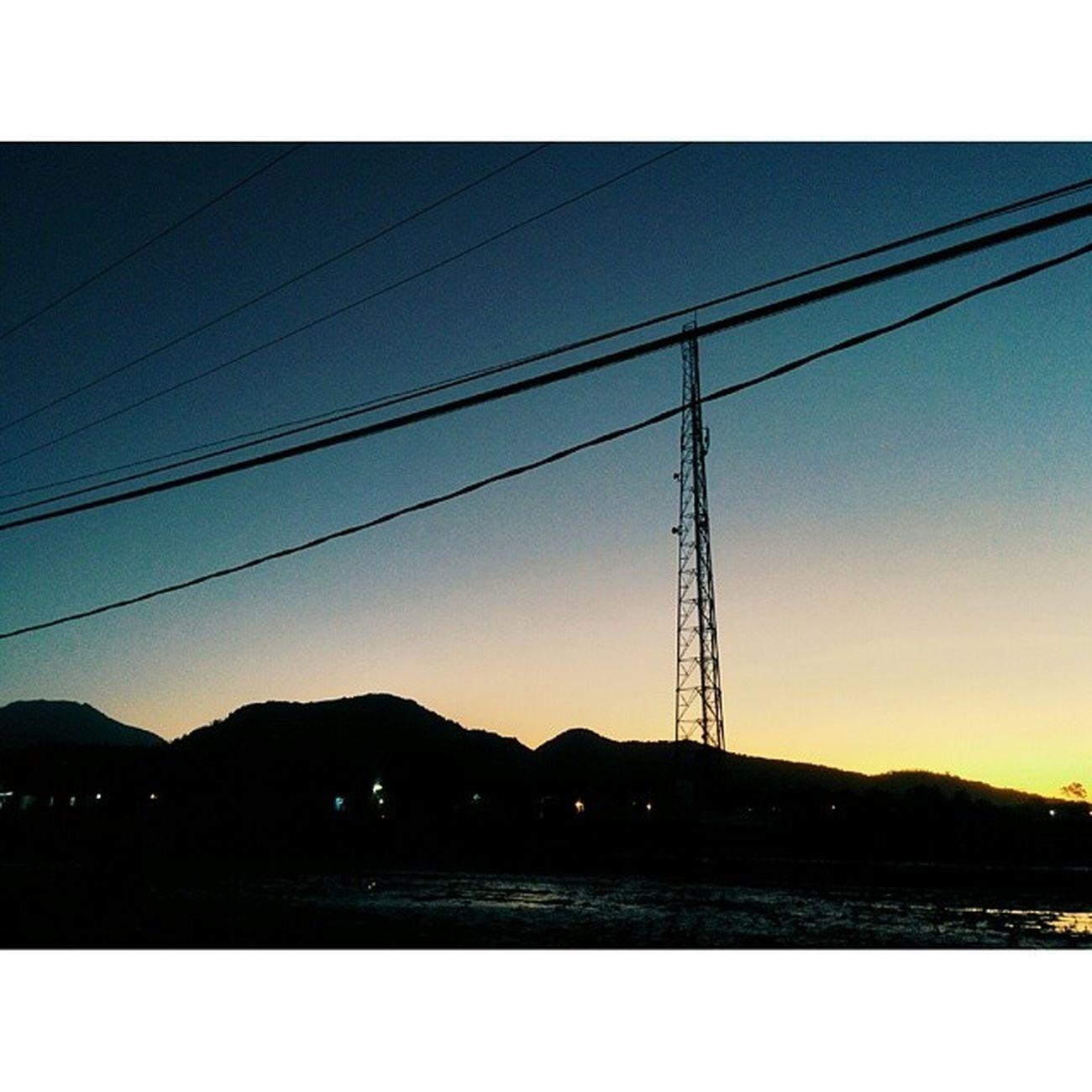 senja hari. tapi teu pake dikdik. Vsco_id VSCO Vscocam Sunset landscape night lowlight
