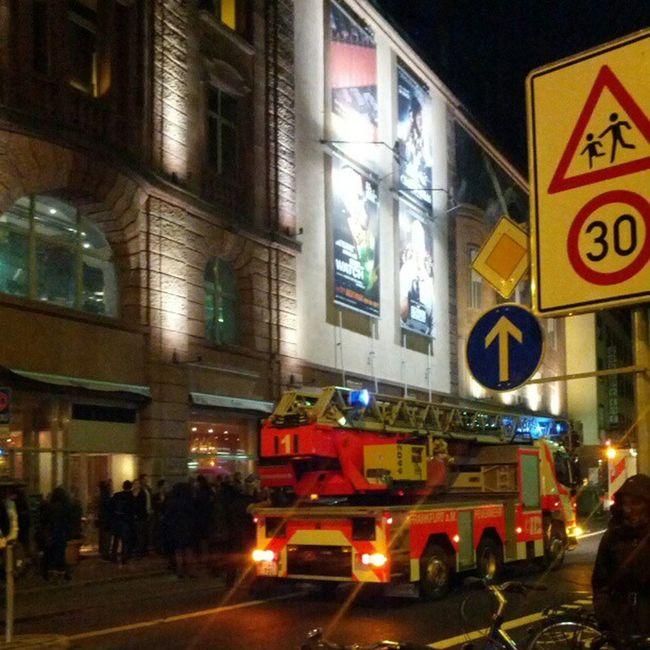 Fire in movies #cinestar #frankfurt Frankfurt Cinestar