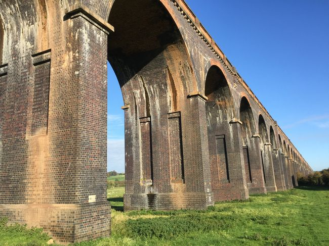 Railway Viaduct at Harringworth a great Photography Landmark