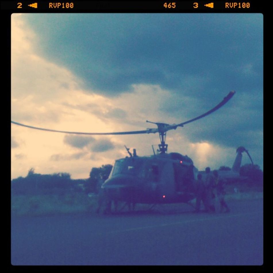 Funny Rotor Blades 3Gonly March30thbatle Santiago Helicopter iphonegraphy