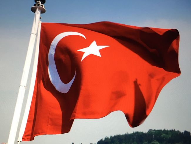 Peace freedom for the turkish people