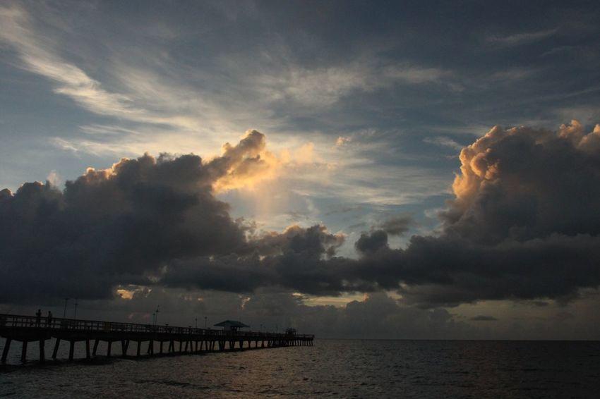 EyeEmNewHere Clouds Scenics Sea Sky Sun Sunrise Water