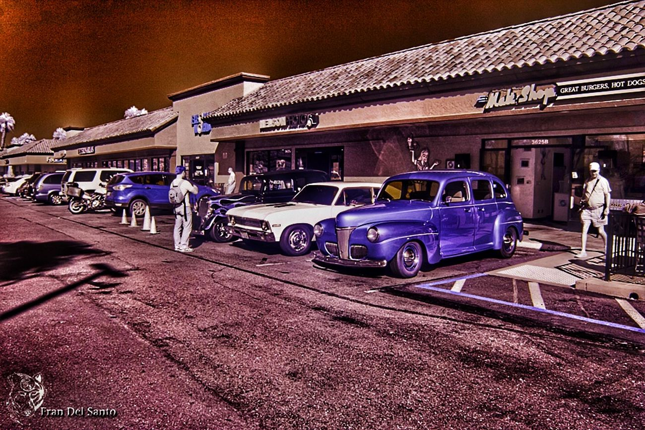 Infrared car show donated yesterday Transportation Land Vehicle Car Make A Smile Donate Donation Drive For The Love Of Photography Adopt To Save A Life Donation = Sharing Donation To Better Life Donate J&j To Better Lives Adopt A Shelter Pet Infrared Black And White Infrared Camera Infrared Photo Infrared Photography Infrared Landscape Special Effects People And Places