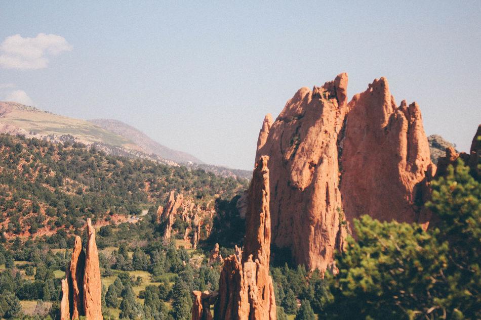 Beautiful stock photos of colorado, , Colorado Springs, Hiking Trail, Horizontal Image