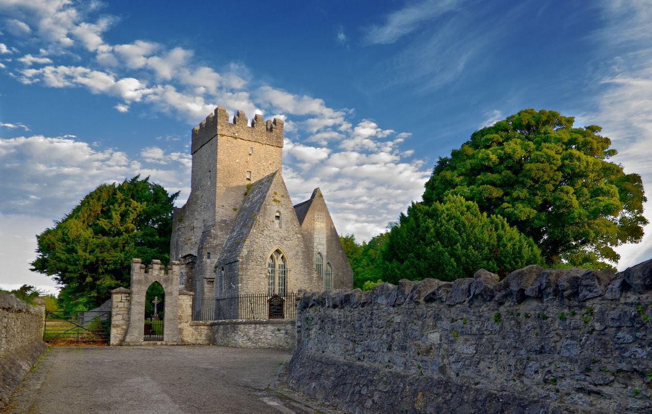 Beautiful stock photos of dublin, , Architecture, Building Exterior, Christianity