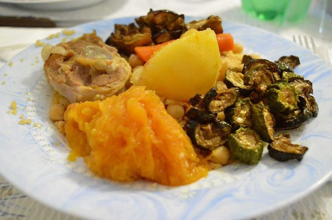 Couscous Couscous Time  Tradition Traditionalfood MyGrandma Sundaylunch ❤
