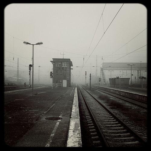 Lichtenberg Berlin Train Station Bahnhof