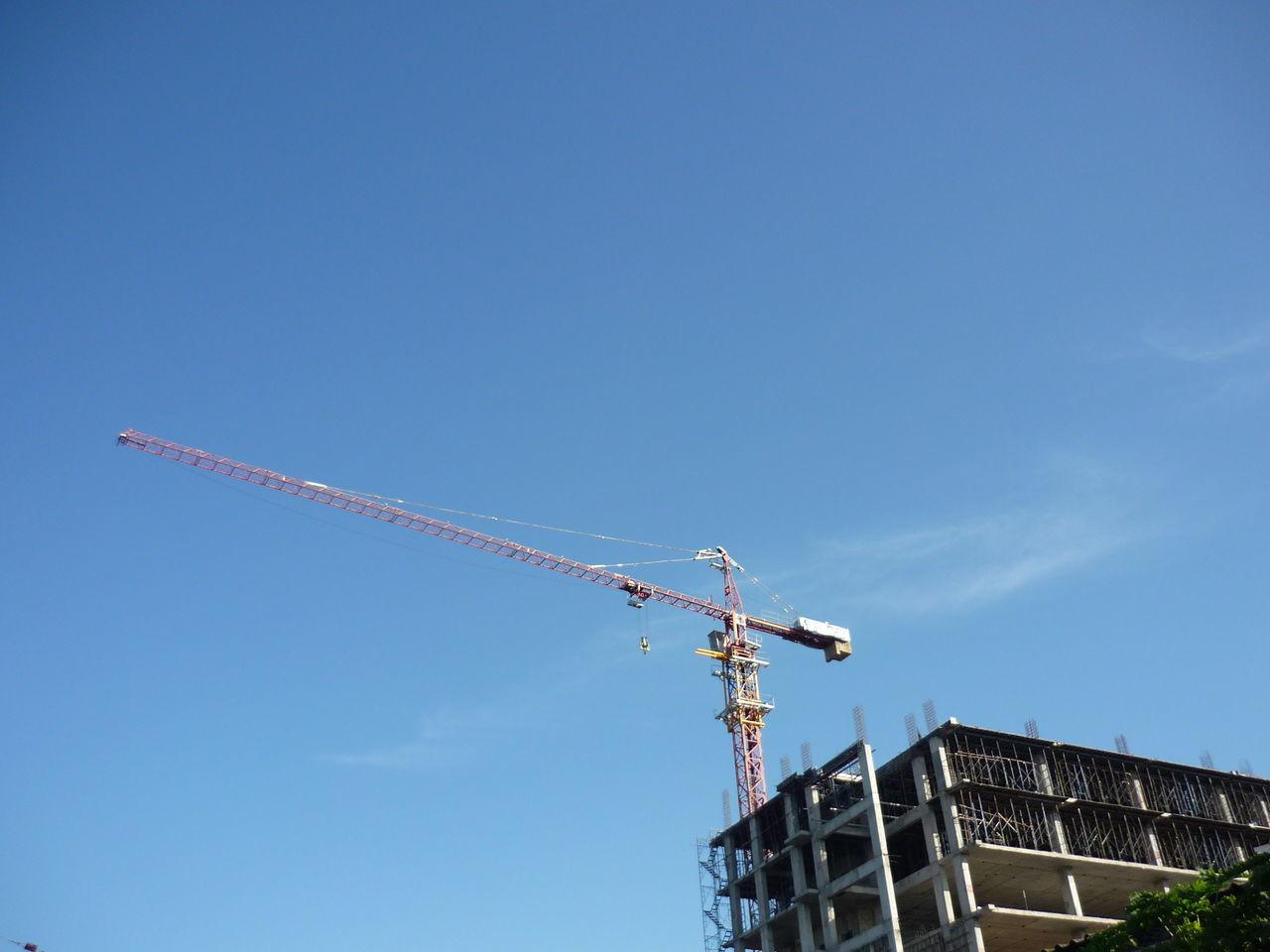 Bau Construcción Construction Construção Costruzione Crane Crane - Construction Machinery строительство 建設 施工 구성