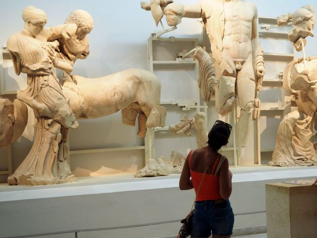 Ancient Olympia Olympia Artefact Ellada  Greece History Admiration My Wonderland Archaeological Heaven