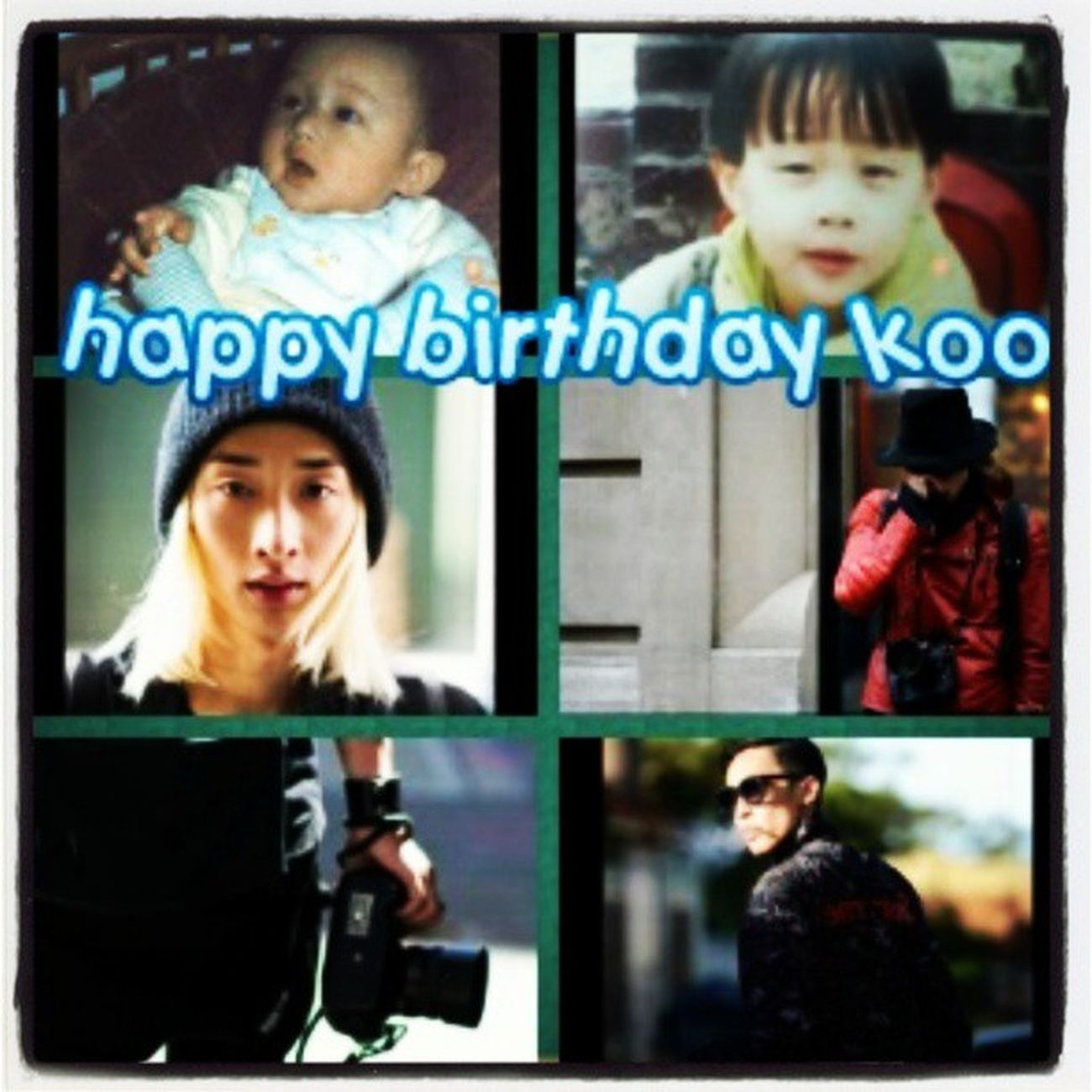 @youngjunkoo happy birthday Koo :) Wishing u all the best and may u create all the things u wanna do!!!HappyBirthday Koo I 'MKOOLWish tagsforlikesTFLersthzfortagsigersseptember42013