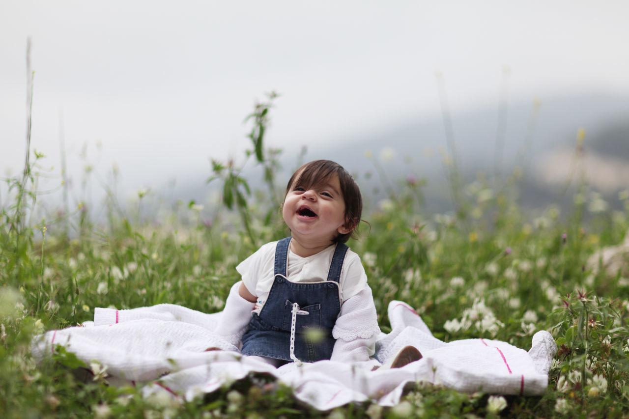 Beautiful stock photos of kinder, Baby, Babyhood, Beginnings, Casual Clothing