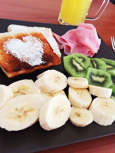 Breakfast York Food Love Check This Out Hello World Relaxing Taking Photos Enjoying Life Banana