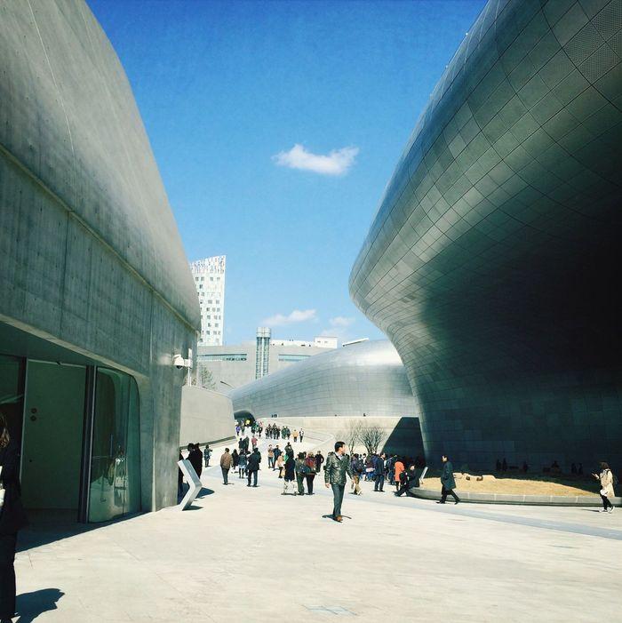 동대문 Architecture Seoul Designing