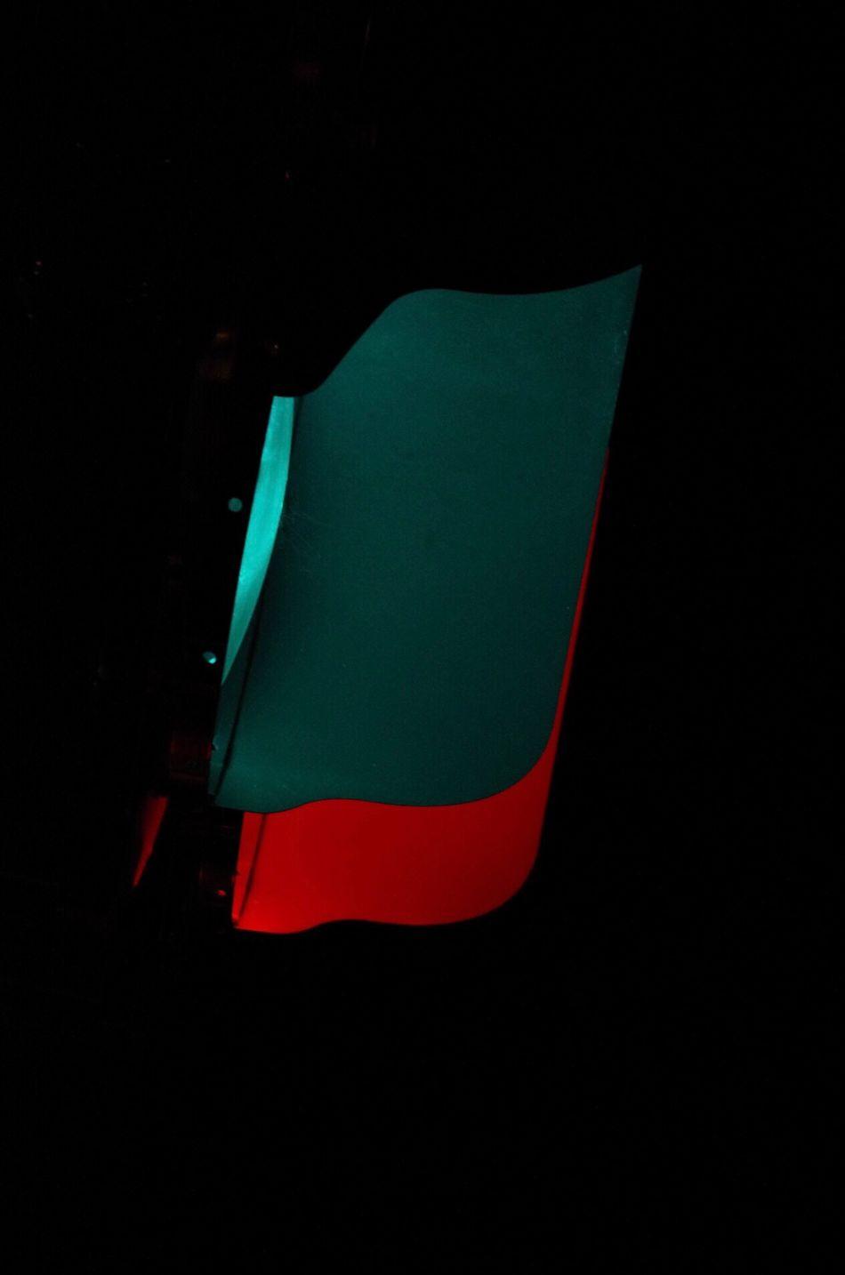 Night Signal Red&blue