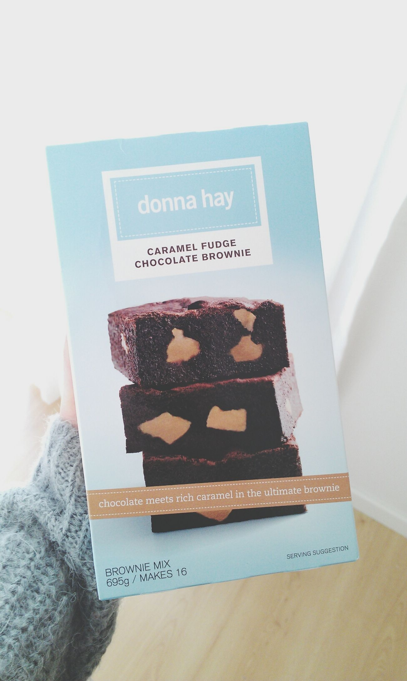 home is where the heart is <3 Caramel Brownies Chocolate Fudge