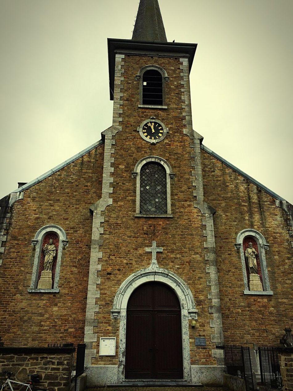 Belgique Wallonnie Vezin Church IPhone Iphone5s EyeEm Urban Filter