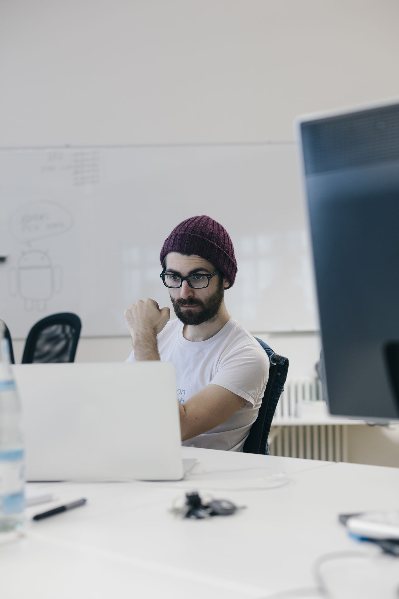 Beautiful stock photos of mustache, Beard, Business, Busy, Concentration