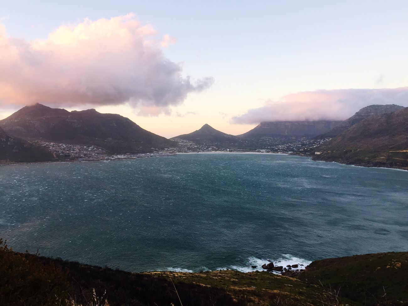 Hout Bay Hout Bay Beach Hout Bay Sunset