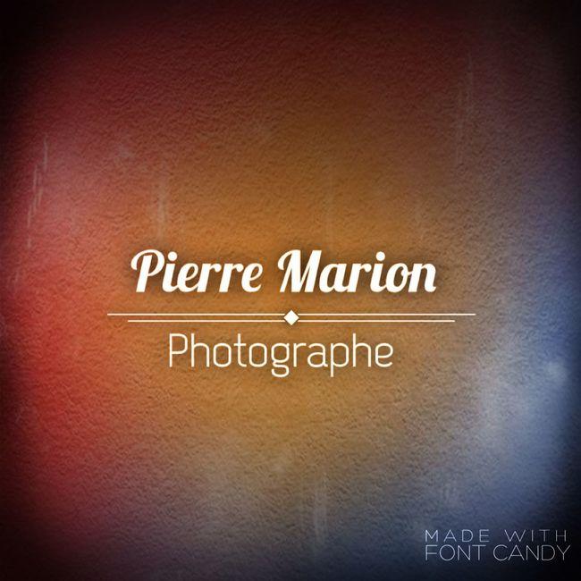 Pierre Marion Photographe Professionnel Top