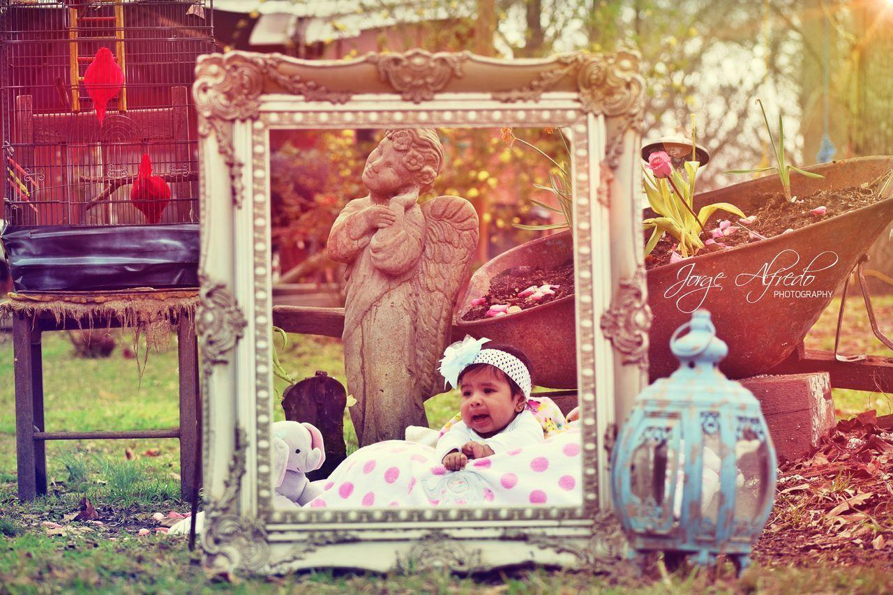 Babygirl Beba Bebe Love ♥ Nena Nieces Outdoors People Sobrina