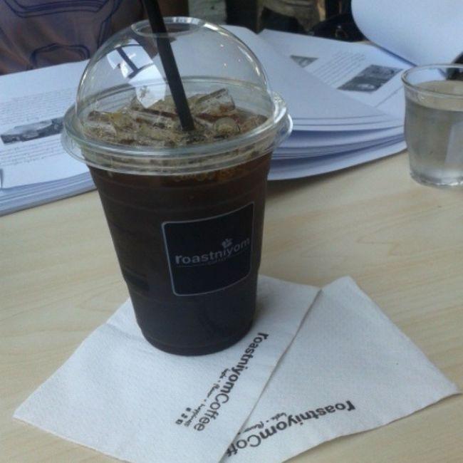 ☕ Coffee Coffeemania Americano Roastniyom roastniyomcoffee roastniyomcoffeejjmarket