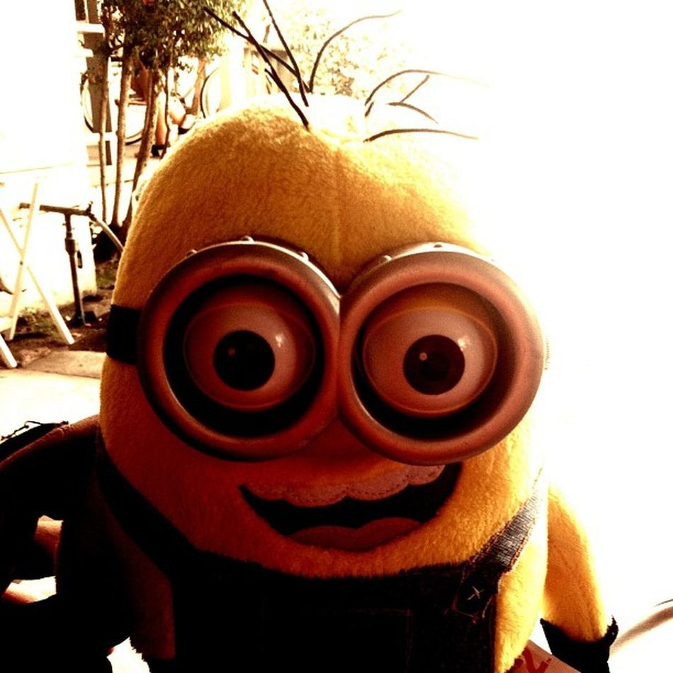 Despicable me 2 Sick Toy Yellow Creepylaugh