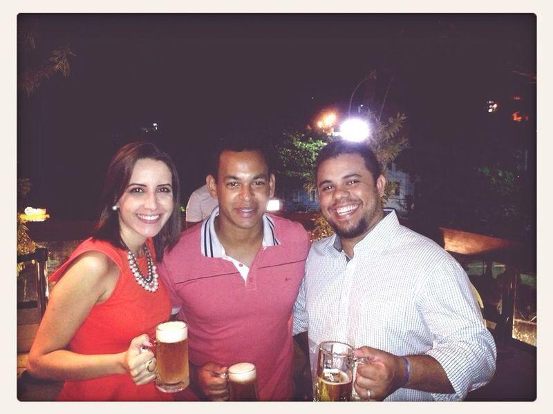 Sunset na VOLP com Carlinha e Paulo Sunset Chopp Cerveja Galeradocarneiro