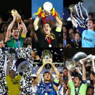 Happy birthday to our legend @ikercasillasoficial ❤❤Realmadrid Halamadrid IkerCasillas Iker_casillas capitano sancasillas كاسياس