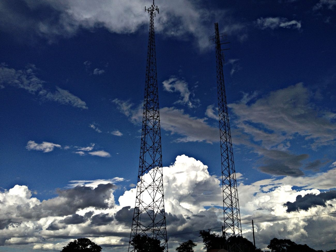 Tower Cloud_collection  Bluesky TheMinimals (less Edit Juxt Photography)