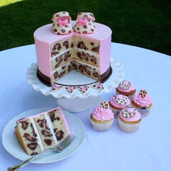 Beautiful! Check This Out Cake Leopard Beautiful