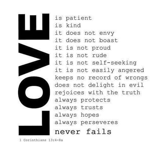 One Of My Favorite Bible Verses.