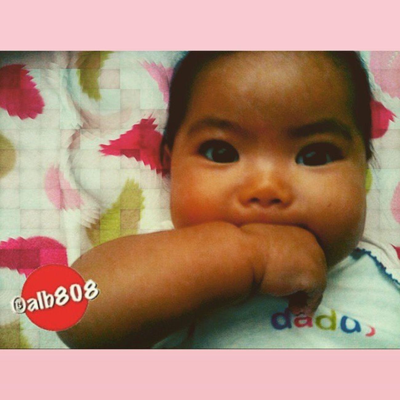 My little princess TBT  Throwbackthursdays Infant Baby Little Cute Cutekidmodels