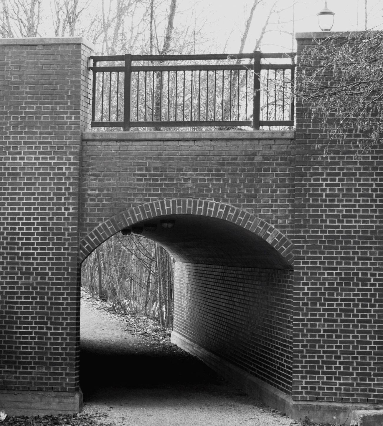 Bridge Oldbridge Bricks Brick Building Brickporn Oslo EyeEm No People Beautyinordinarythings Stone Material
