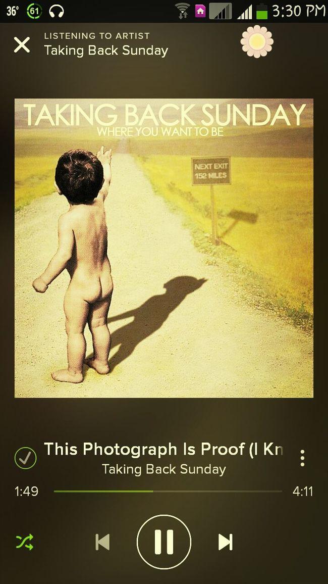 i know you know, everthing. Takingbacksunday Spotify Thisphotographisproof