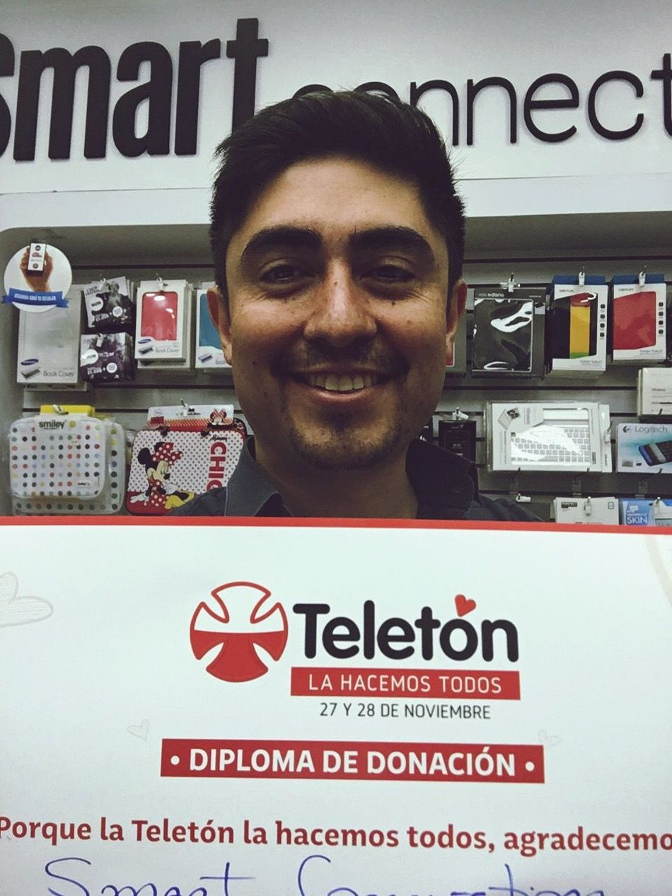 Smart Connection Chile Teleton2015 Chile Ayuda Ayudando