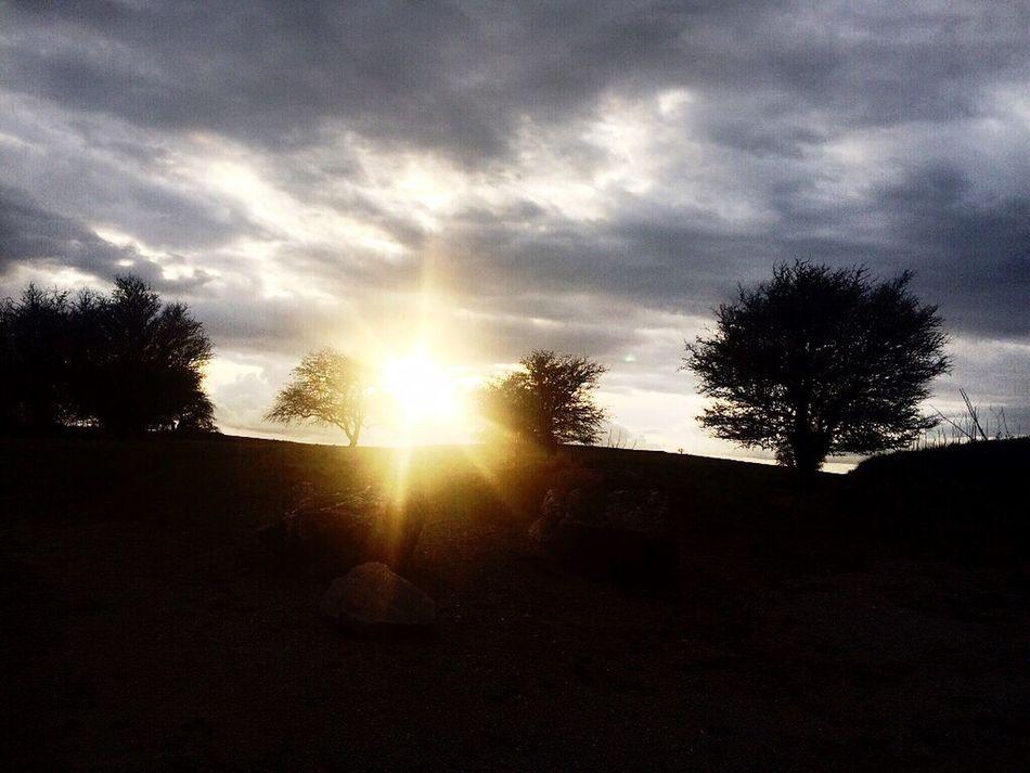 Sunset Sunset_collection Landscape_photography Peak District  Spring Evening Spring