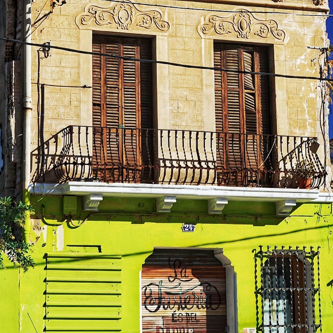 The Changing City Taking Photos Streetphotography Sonya6000 Spainish Building Oldbuilding Shutters The Week Of Eyeem This Week On Eye Em