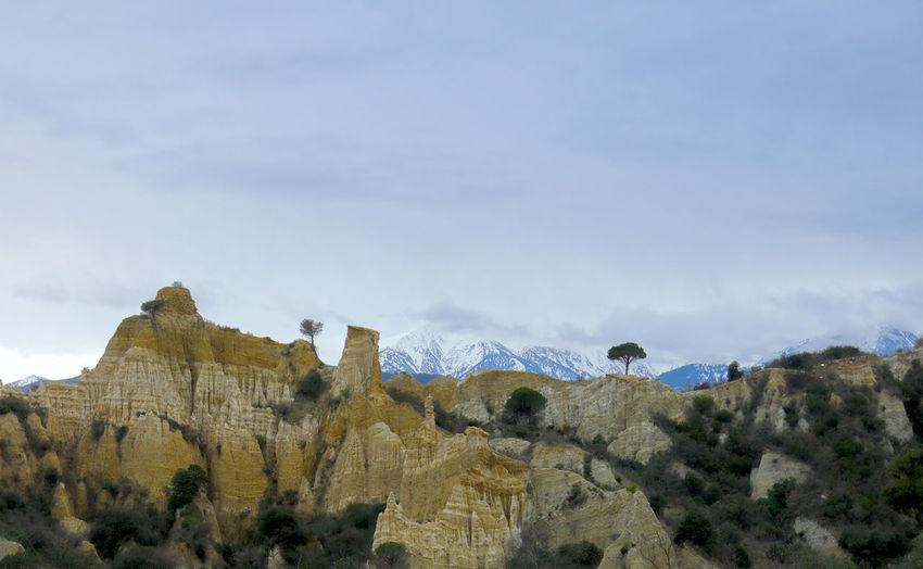 Organs. Canigou. Canigou Canigou Mountain France Ille-sur-Têt Las Retxes Matte Rodone Mountain Nature No People Pyrenees Pyrénéesorientales