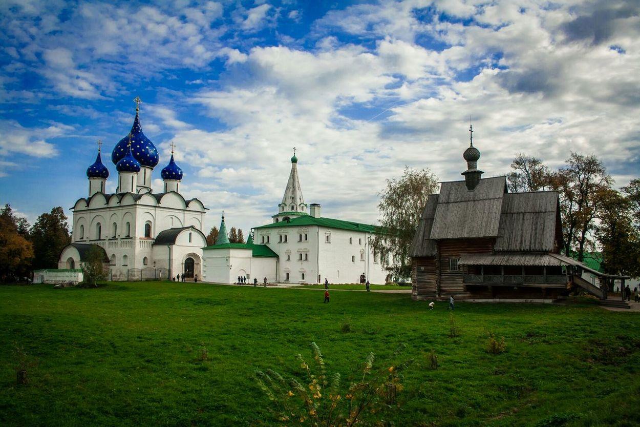 Landscape Russia Sky And Clouds The Environmentalist – 2014 EyeEm Awards Suzdal Suzdal Kremlin Eyeemberlin