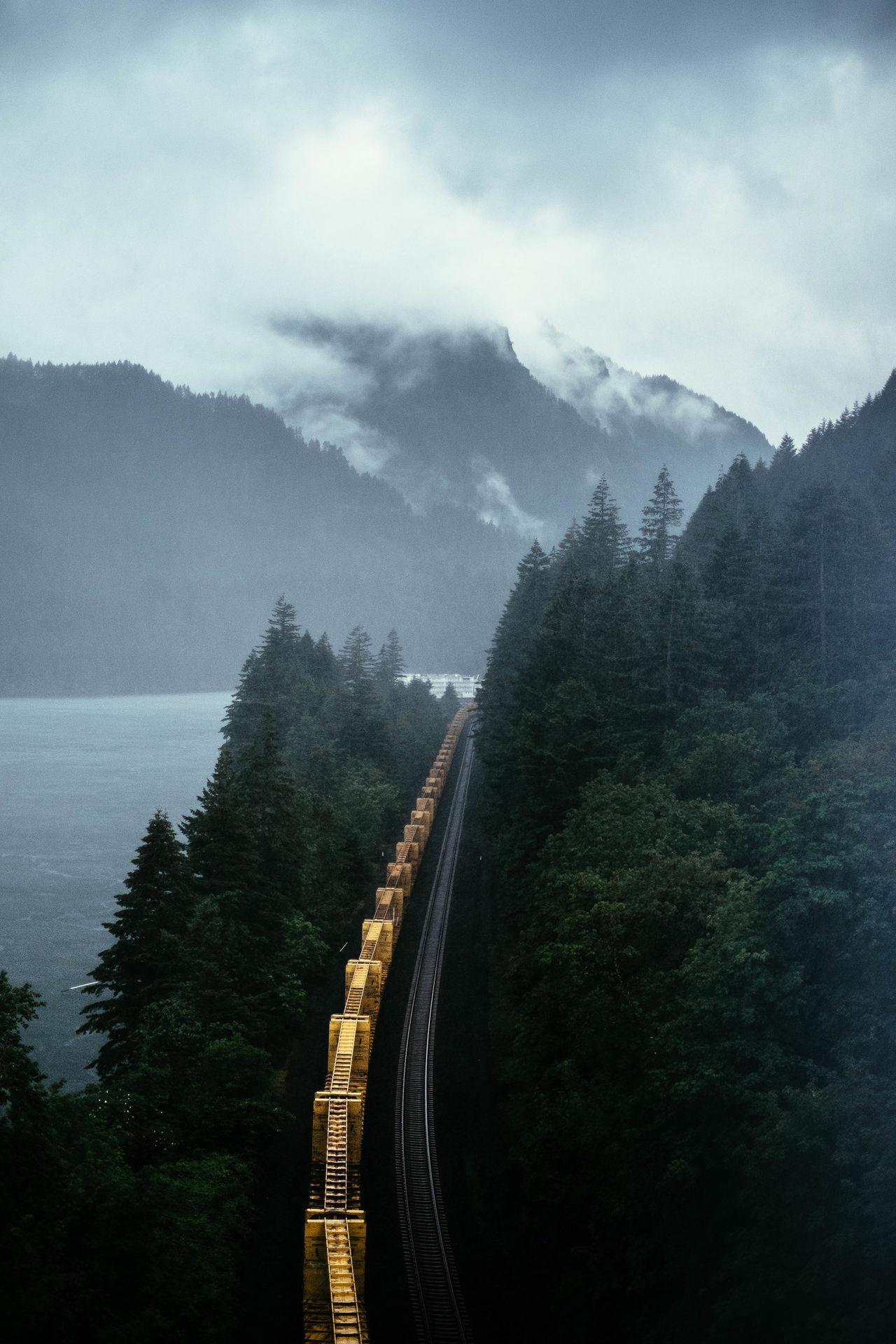 Beautiful stock photos of world, tree, mountain, sky, cloud - sky