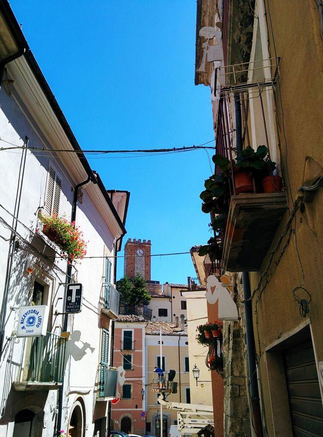 Abruzzo Italia Vacation Time