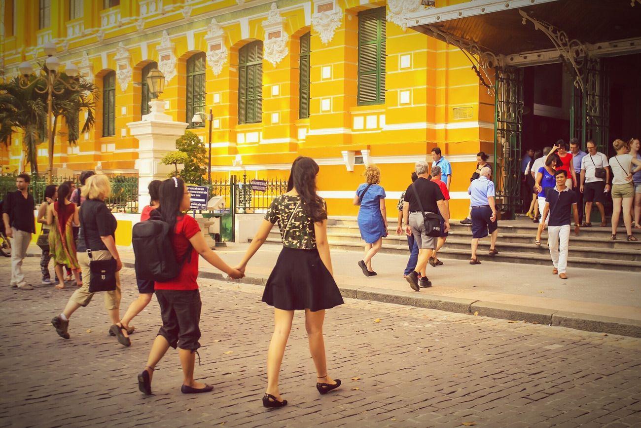 We Are Family Open Edit Hcmc Hcm Vietnam Exploring New Ground