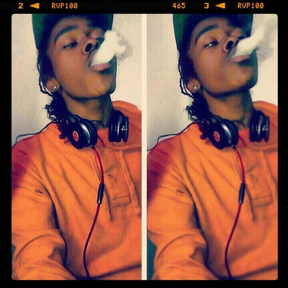 I'm Drinking Ciroc && I'm Smoking Dope 