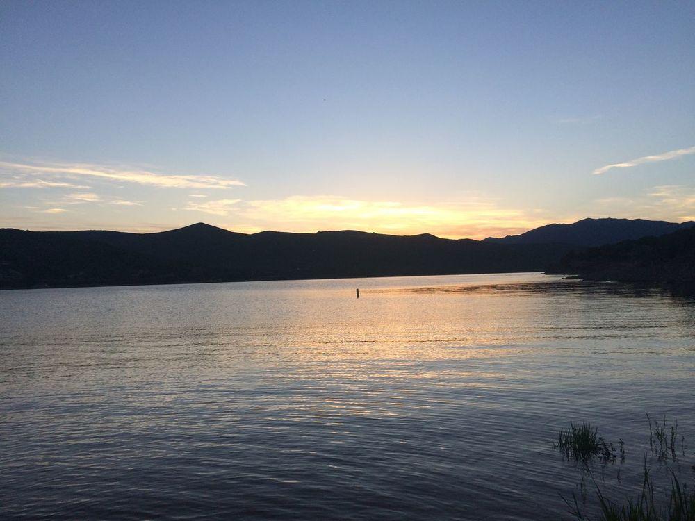 Utah Rockport Rockport Water Lake Camping