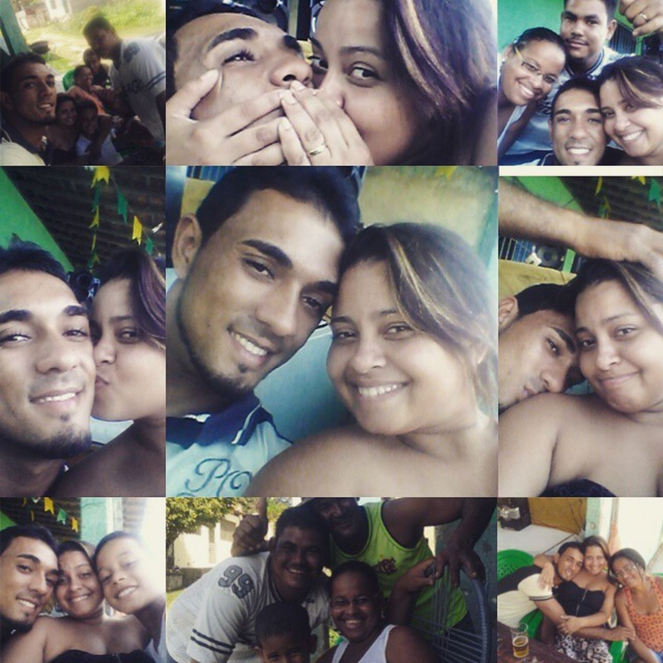 Domingo mais que LINDO!! Family Friends Love Maisquelindo Maridoesposo Presente TudoquepediraDeus Happy