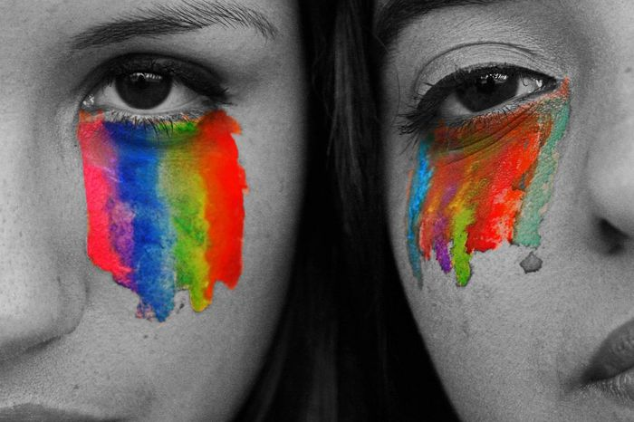 People Together LGBT life matters, I think of them as my brothers and sisters, I believe they deserve the same things as anyone else, because they feel, rhey love, they cry and they laugh like everyone else, this picture goes on support for all the live at the Orlando club, this is the time to be more unified, more compassionate. i send all of you love and support! You are the best! Lgbt Pride Colors Yellow Amor SUPPORT Tears Lost Talent Passion SUPPORT LGBTQ Rights