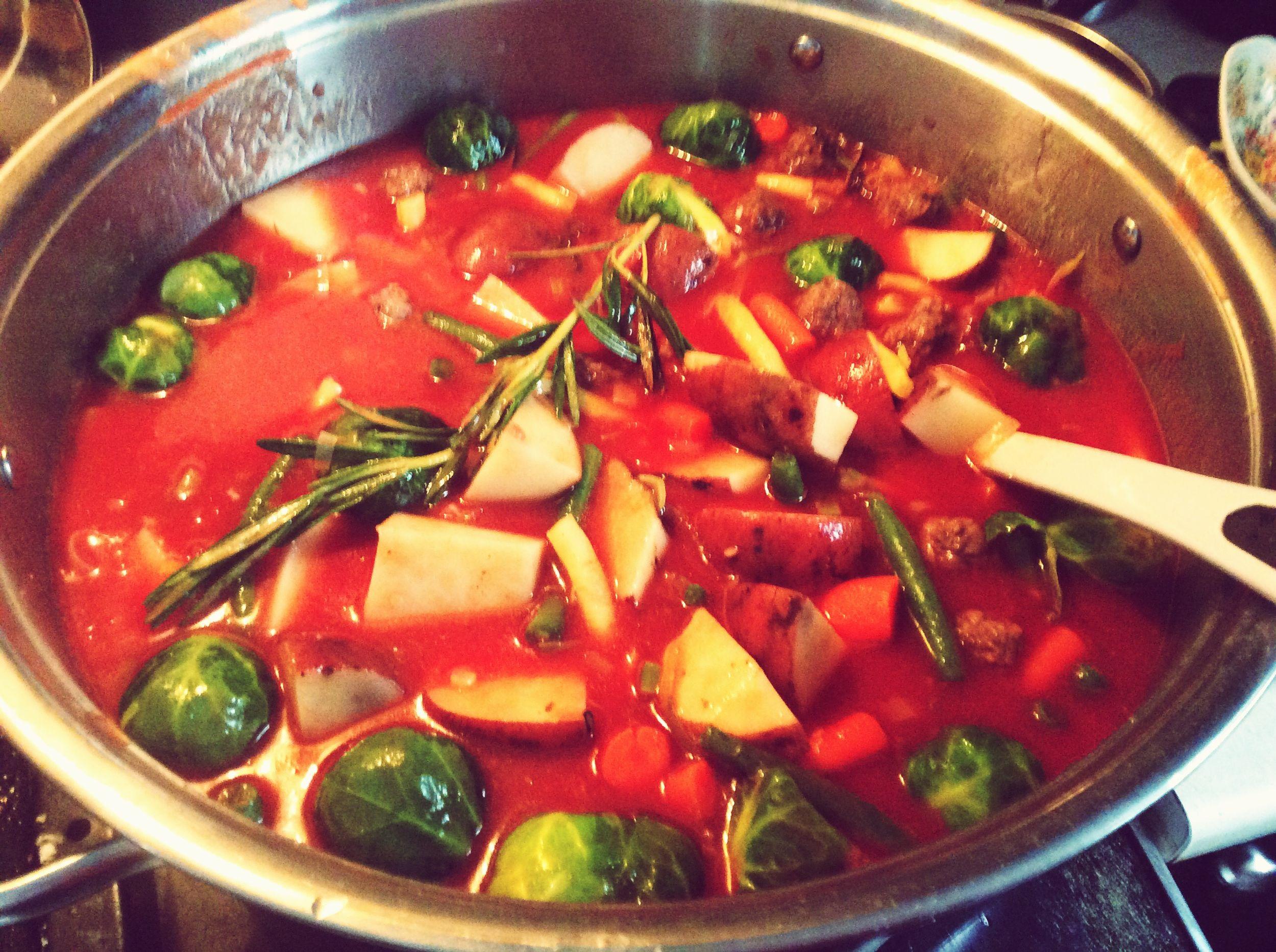 Stew Souvenir D'enfance What's For Dinner? Mealtime