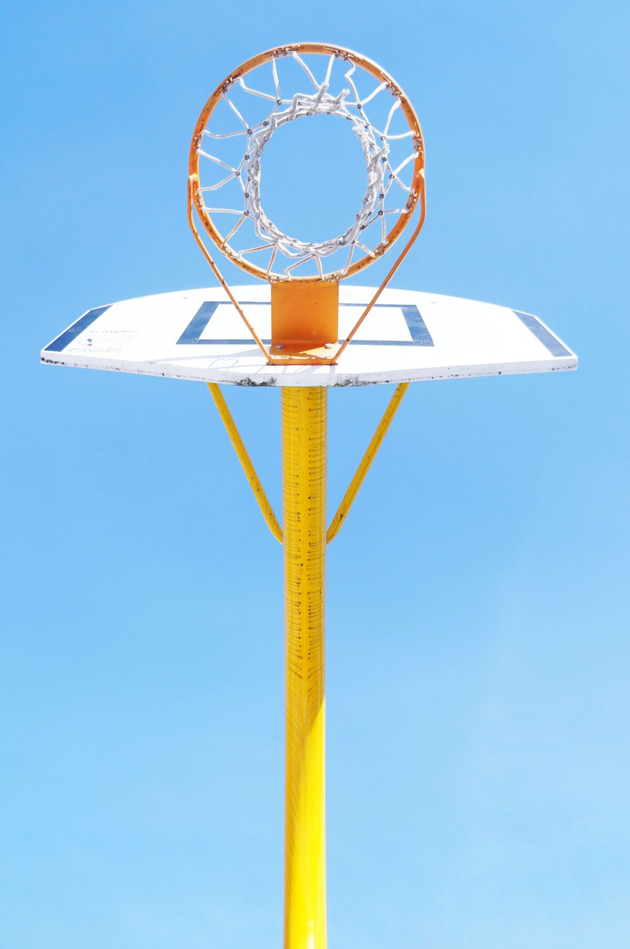 Beautiful stock photos of basketball, Basketball, Basketball Hoop, Blue, Competition Sport