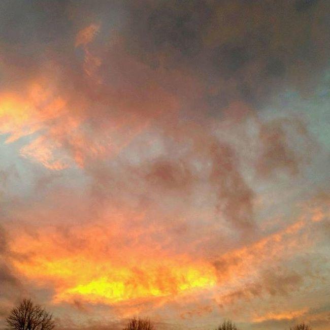 Sunset Strolling Deepbreathing
