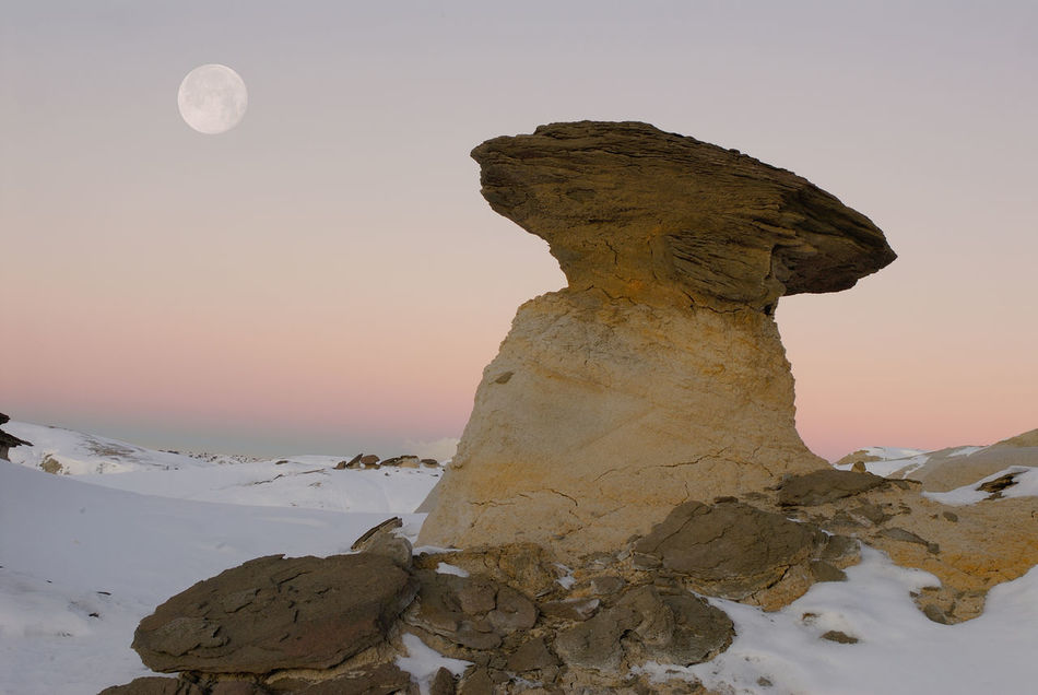 Beautiful stock photos of full moon, Beauty In Nature, Brown, Cold Temperature, Famous Place